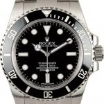 Rolex Ceramic Submariner 116610 100 Authentic