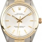 Rolex Vintage Oyster Perpetual 1002 Two-Tone