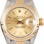 Rolex Used  Ladies Oyster Perpetual Date 69173