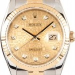 Rolex Jubilee Diamond 16233