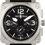 Corum Bell  Ross Black Dial Unisex Watch
