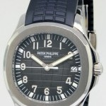 Patek Philippe Aquanaut Automatic Jumbo Steel Watch BoxPapers 516