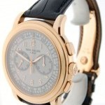 Patek Philippe 5070 18k Rose Gold Chronograph 5070R Box  Papers