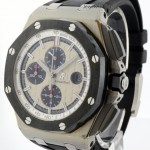 Audemars Piguet NEW Royal Oak Offshore Chronograph Mens Watch BoxP