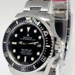 Rolex Sea-Dweller Steel  Ceramic Mens Watch BoxPapers 11