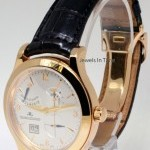 Jaeger-LeCoultre Jaeger LeCoultre Master Control 8 Day 18k Rose Gol