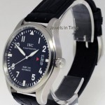 IWC Pilots Watch 3265 Mark XVII Stainless Steel Automa