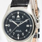 IWC Mark XV Fliegeruhr Stainless Steel Automatic Pilot