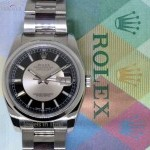 Rolex Datejust Steel Mens Automatic Watch  Papers Bullse