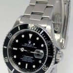 Rolex Submariner 40mm Stainless Steel Mens Automatic Div