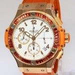 Hublot Big Bang Tutti Frutti 18k Rose Gold Orange Sapphir