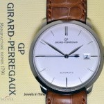 Girard Perregaux 1966 18k White Gold Automatic Mens Watch BoxPapers