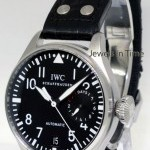 IWC Big Pilot Steel Mens 7 Day Power Reserve Automatic
