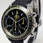 Omega Speedmaster Racing Steel Chronograph Watch BoxPape