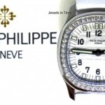 Patek Philippe Ladies Aquanaut Luce Steel Diamond  Rubber Quartz