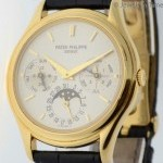 Patek Philippe Patek Phillipe Perpetual Calendar Moon Mens Watch