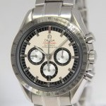 Omega Speedmaster Legend Michael Schumacher Steel Mens W