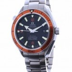 Omega Seamaster Planet Ocean Steel Automatic Mens Watch