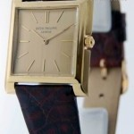 Patek Philippe Mens Vintage 2562 18k Yellow Gold
