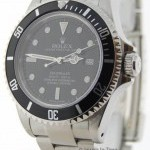 Rolex Sea-Dweller Stainless Steel Mens Automatic Dive Wa