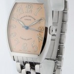 Franck Muller Mens Casablanca 2852 in Stainless Steel Automatic