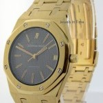 Audemars Piguet Audemars Piguet Royal Oak 18k Yellow Gold Mens Aut