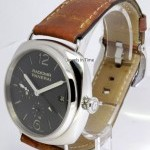 Panerai Radiomir 10 Day GMT 323 Steel Mens Watch BoxPapers