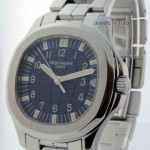 Patek Philippe Aquanaut 5065A Steel Bracelet Mens Auto Watch BoxP