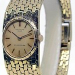 Patek Philippe Ladies Vintage 18k Yellow Gold Manual Wind 3310