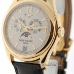 Patek Philippe Annual Calendar 5146 Moon 18K Yellow Gold Mens Wat
