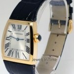 Cartier La Dona Midsize 18k Gold Quartz Watch BoxPapers W6