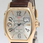 Ulysse Nardin Michelangelo UTC Dual Time 18k Rose Gold Mens Watc