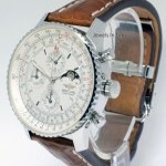 Breitling Navitimer Olympus Chronograph Moon Automatic Watch