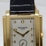Patek Philippe 5024 Gondolo 18k Yellow Gold Mens Watch BoxPapers