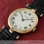 Cartier 18 ct gold