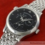 Jaeger-LeCoultre Master Geographic  steel