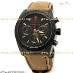 Tudor FASTRIDER  BLACK SHIELD ALCANTARA