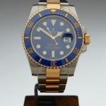 Rolex Submariner Stainless Steel18k Yellow Gold Gents 11