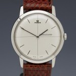Jaeger-LeCoultre Vintage K818C Cross Hairs Stainless Steel