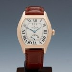Cartier Tortue Privee Power Reserve 18k Rose Gold Limited