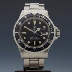 Rolex Submariner Stainless Steel Single Red 1680