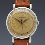 Jaeger-LeCoultre Vintage 4502C Stainless Steel