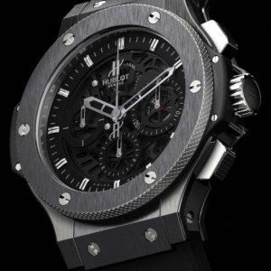 Hublot Big Bang Skeleton Dial - Carbon Fibra 44M