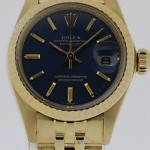 Rolex Oyster Perpetual Datejust 6917 - 18K Gelbgold