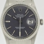 Rolex Oyster Perpetual Datejust 16030 -LC100- Full Set