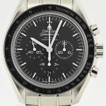 Omega Speedmaster Moonwatch Co-Axial Chronometer Chronog
