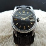 Rolex Oyster Date 6534 Original Gilt Dial With Dauphine