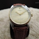 Rolex Oyster Perpetual 1038 zephyr Original Gold Dial