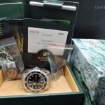 Rolex Sea Dweller 16600 Full Set z Serial With Box And P
