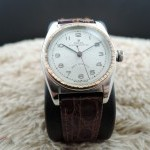 Patek Philippe Bubbleback 5015 With Original White Dial And Rose